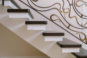Обшивка лестницы из бетона